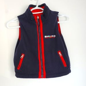 Beverly Hills Polo Club Reversible Vest
